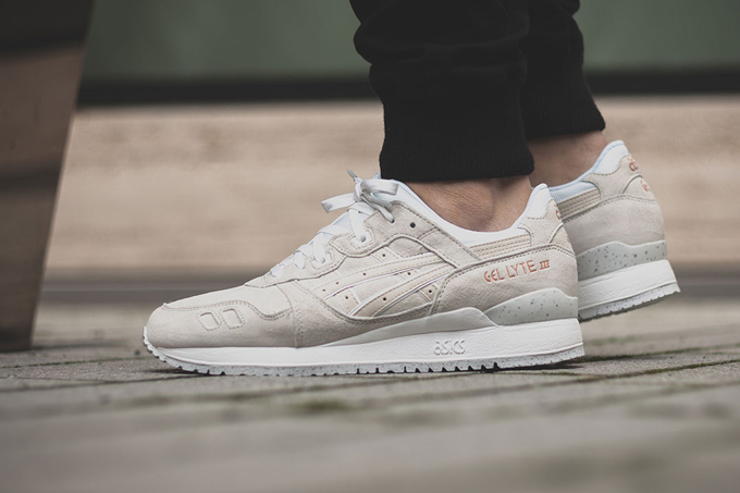Asics Tiger GEL LYTE III Rose Gold Pack