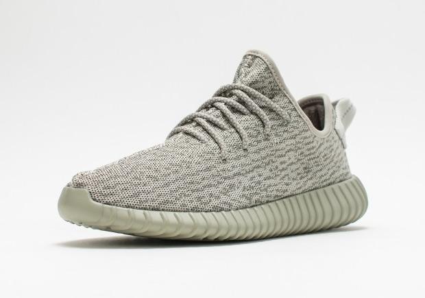 Adidas Yeezy Schwarz Grau