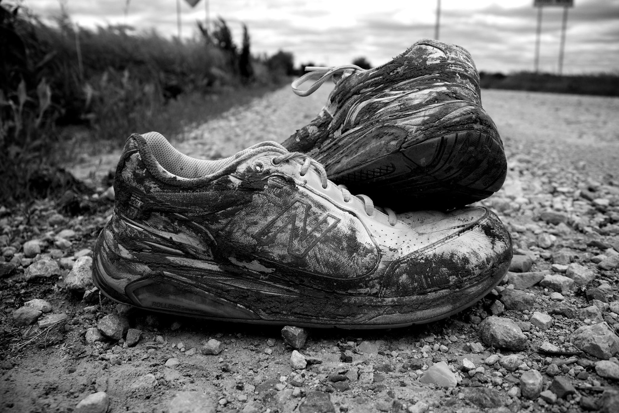 Sneaker richtig reinigen