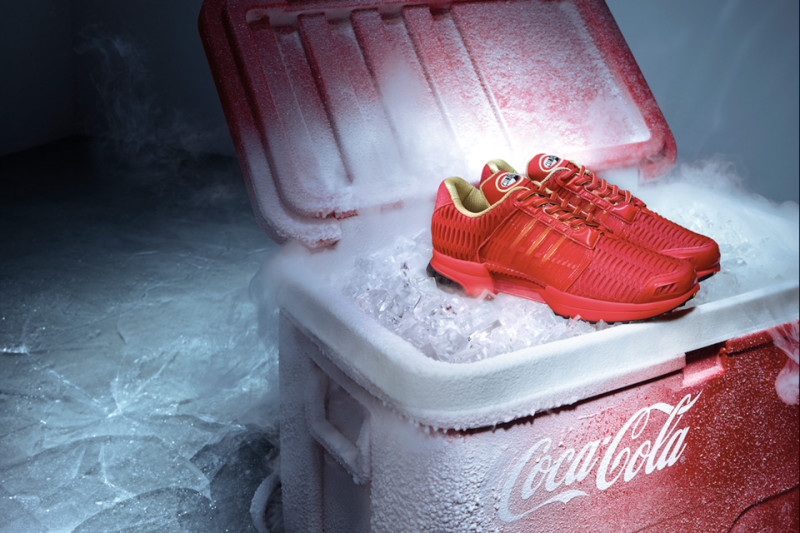 finest selection 584e8 d2d7b adidas x Coca Cola Clima Cool 1