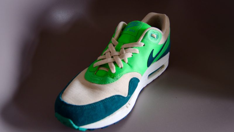 Beispiel am Nike Air Max 1 Essential