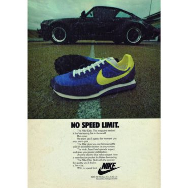 Nike Vintage Poster