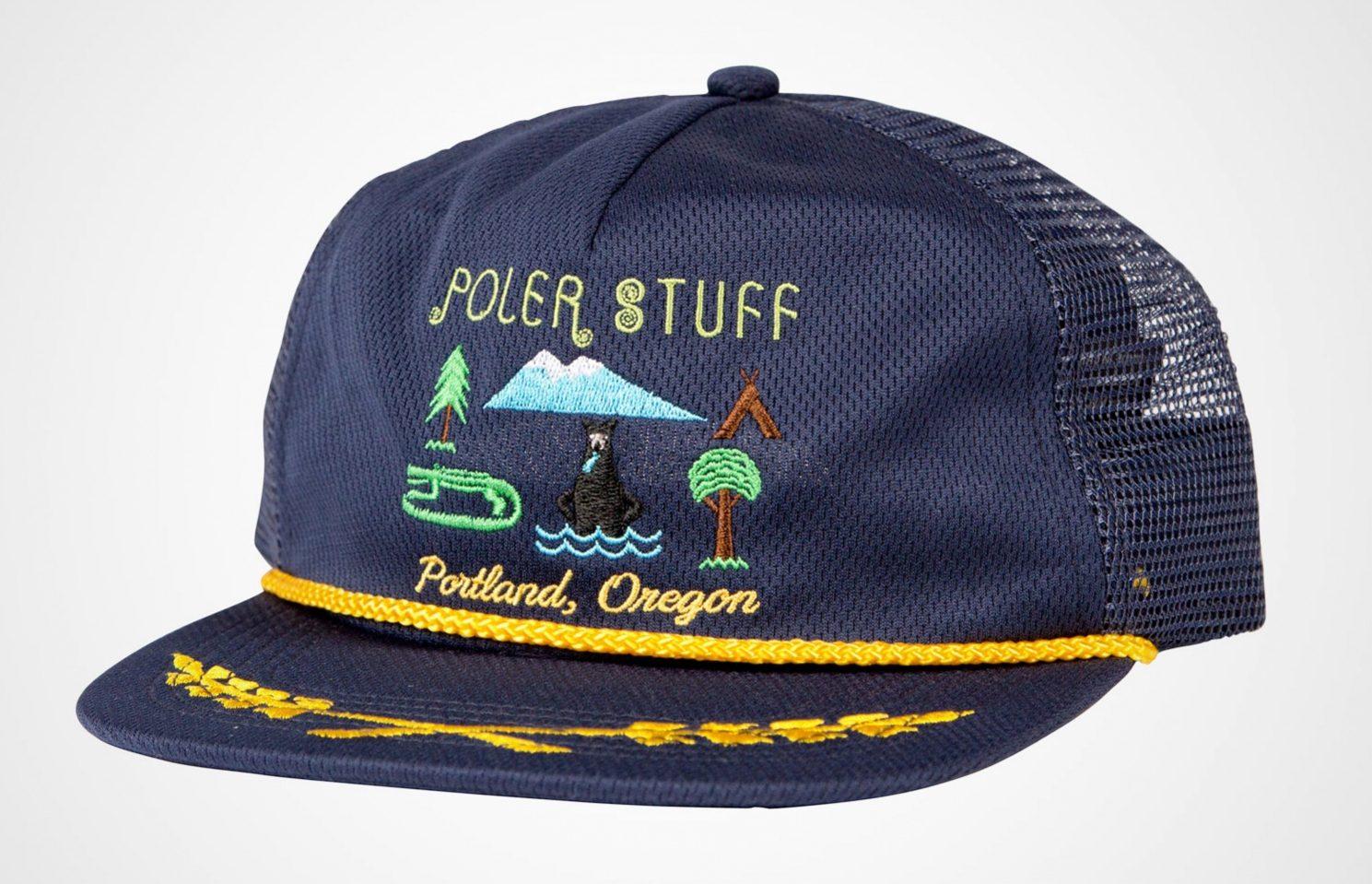 Poler Trucker Hat