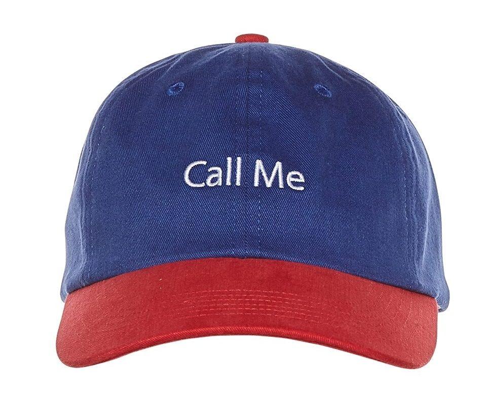 Call Me Cap