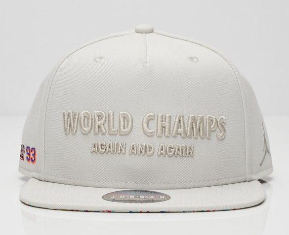 Jordan World Champions Snapback