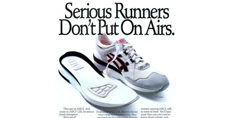 Serious Runners don't put on Airs