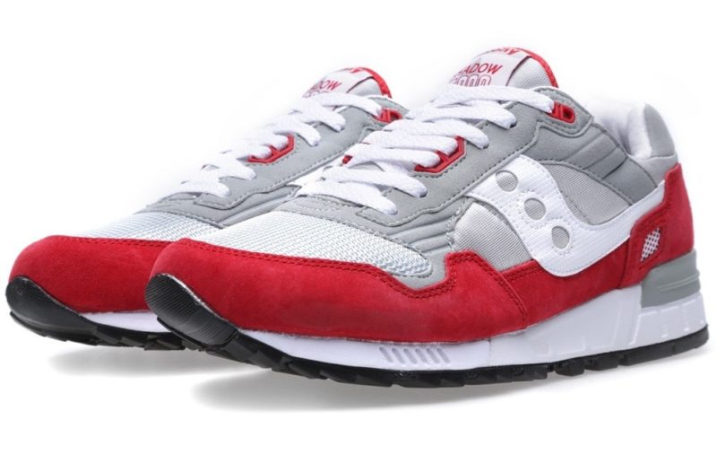 "Saucony Shadow 5000 OG Premium ""Grey & Red"""
