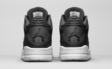 Air Jordan 3 Retro Black/White