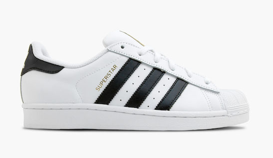 "Adidas Superstar ""white/core black/white"" (C77124)"