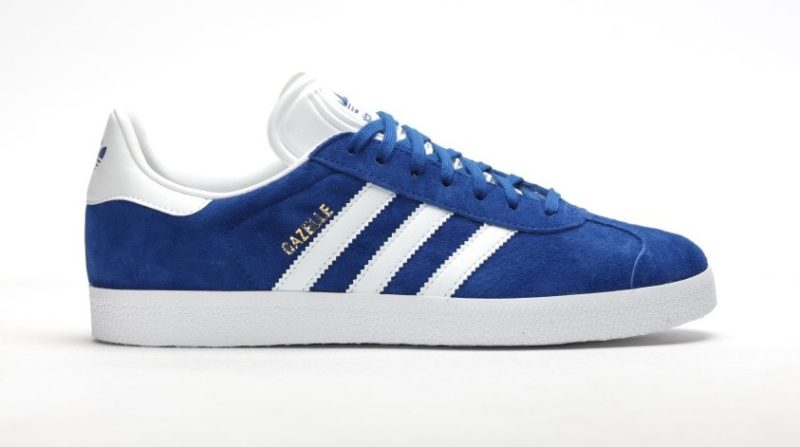 "Adidas Gazelle ""Collegiate Royal"" (S76227)"