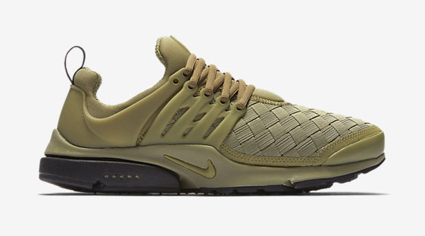 "Nike Air Presto SE ""Neutral Olive/Schwarz/Weiß/Neutral Olive"" (848186-200)"