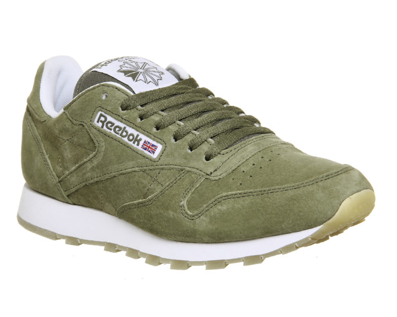 "Reebok Classic Leather ""Canopy Green Excusive"" (1371066720)"