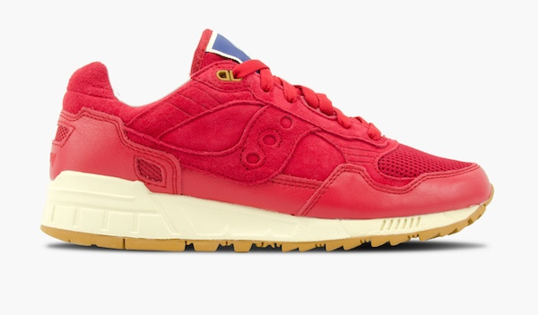 "Saucony Shadow 5000 X Bodega ""Red"" (S70045-4)"