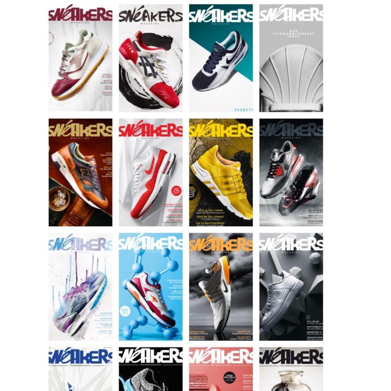 Ein Jahresabo mit vier Ausgaben kostet 19,90€ und kann auf sneakers-magazine.com bestellt werden.