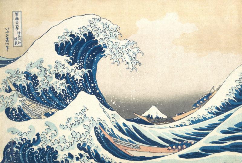 Great Wave - Hokusei