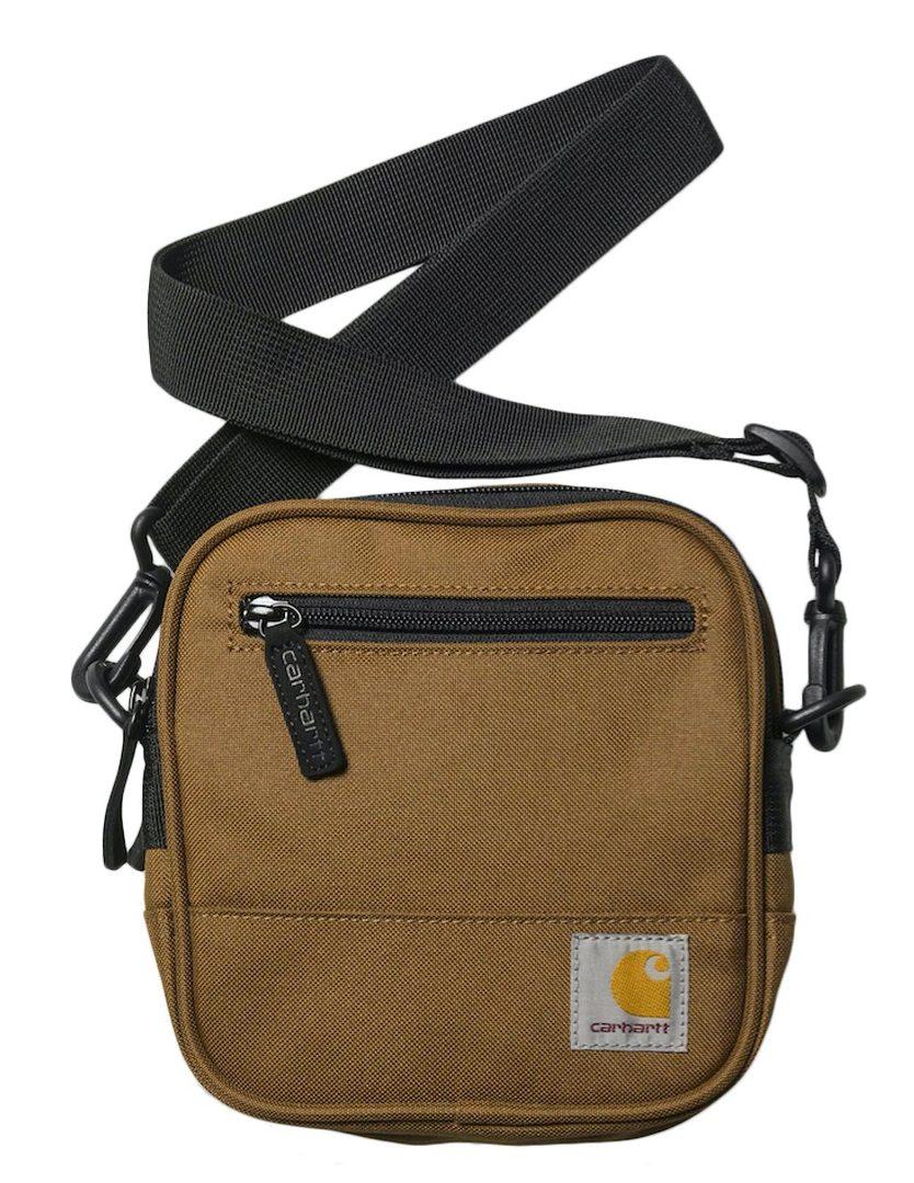 Die Essential Bag in Hamilton Brown von Carhartt kostet 44,95€ bei Overkill.