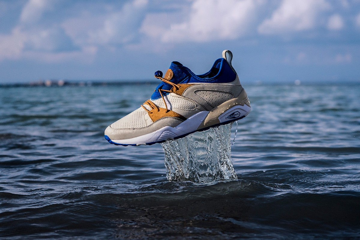 "Sneakers 76 x Puma Blaze of Glory ""The Legend of the Dolphin"""